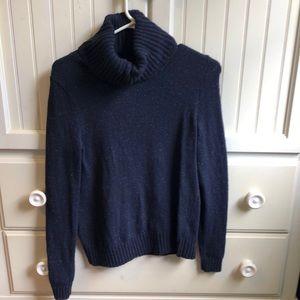J. Crew Turtle Neck Winter Sweater
